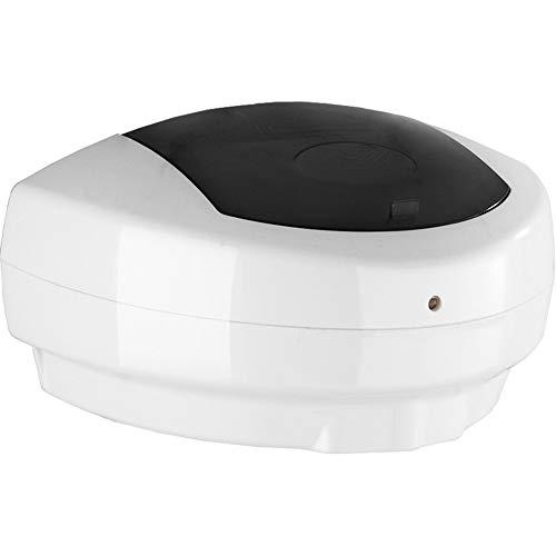 Dispensador Dde Jabón Automático Montado en La Pared de 500ml,Dispensador de Jabón Líquido Sin Contacto para Baño Cocina Hotel,con Sensor Infrarrojo