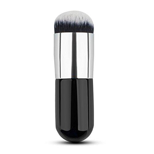 Big Round Makeup Brush Bb Cream Concealer Foundation Poudre Brosses En Fibre De Nylon Visage Cosmetic Blush Brush Make Up Beauty Tools