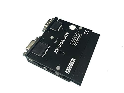 Interfaz ZX-VGA-Joy Compatible con ZX Spectrum (VGA y Joystick)