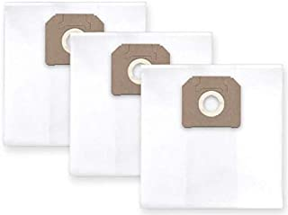 3 x Sacchetti rinforzati per aspirapolvere, a 6 strati (per polvere di gesso, di stucco ecc.) per Karcher NT 48/1, 65/2, N...