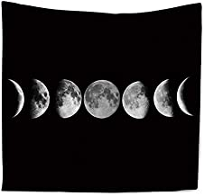 Tapestry Wall Hanging Bedspread Decor Art Bed Cover Lunar eclipse moon multi-function tapestry wall hanging beach towel 15...