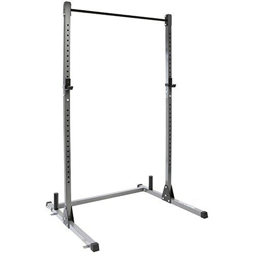 DTX Fitness Support de Squat Power Cage Avec Barre de Traction