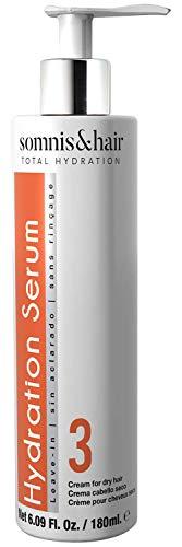 somnis&hair by abril et nature Hydration Serum 180ml. Sérum Cabello Seco