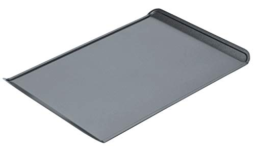 Chicago Metallic Non-Stick Small Cookie Sheet, (12 X 8.75 Baking Surface) , 13-1/2 by 9.3-Inch