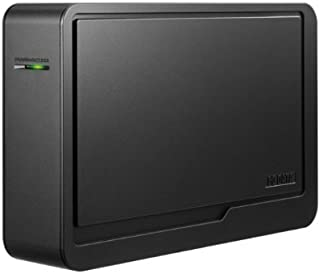 I-O DATA 東芝[レグザ]対応 USB 2.0/1.1接続 外付型ハードディスク 2TB HDC-EU2.0K [フラストレーションフリーパッケージ(FFP)]