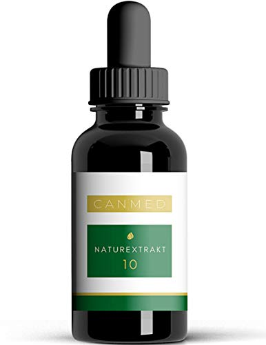 CANMED® NATUREXTRAKT 10 Tropfen | 1.000...