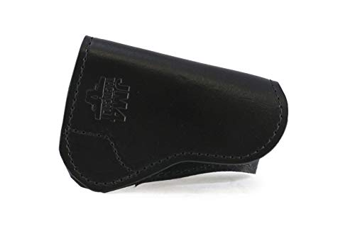 JM4 Tactical Magnetic Concealed Holster | Black Right Hand Medium Short 2 Original | Fits Firearms Such as Sig P365 | Diamondback DB9 | G 42 | Colt Mustang XSP
