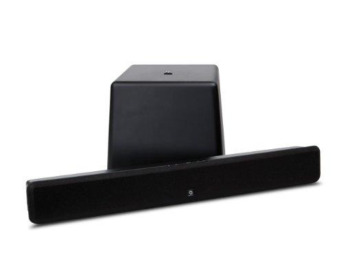 Boston Acoustics Tvee Modell 20 - Barra de sonido de 100W, negro
