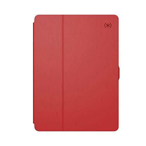 Speck Products BalanceFolio Case with Stand for iPad 10.2 (2019) - Dark Poppy Red