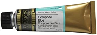 Mijello Mission Gold Water Color, 15ml, Compose Blue