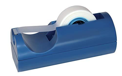 B1 Dispenser Blu da Tavolo per Nastro Adesivo