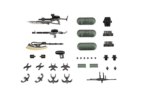 Bandai Robot Spirits Zeon Weapons Set Ver. A.N.I.M.E. Mobile Suit Gundam MS Body Not Included