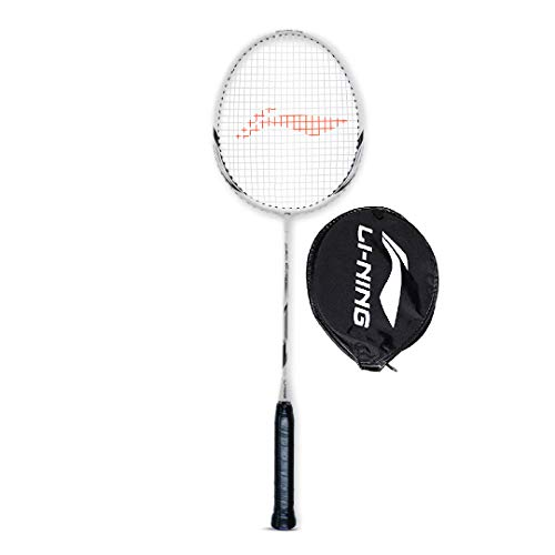 Li-Ning XP-90-IV Strung Badminton Racket With Free Head Cover