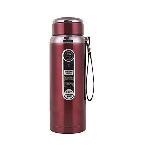 N-B Stainless Steel Kettle, Double Vacuum Thermos, 2 Thermos With Lid, Double Vacuum Thermos, Travel Sports Leak-proof Bottle, Coffee Cup, Water Bottle, Splash-proof Thermos, 杯