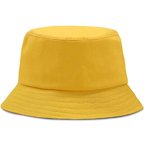 Bucket Hat Mujeres Sun Shadow Hats Panama Fisherman Cap Protector Solar Plegable Unisex Cap Verano Al Aire Libre Aplicar A La Pesca Camping Senderismo Caza Paseos En Bote Etc-9
