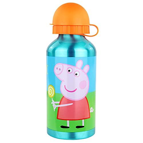 Peppa Pig Aluflasche