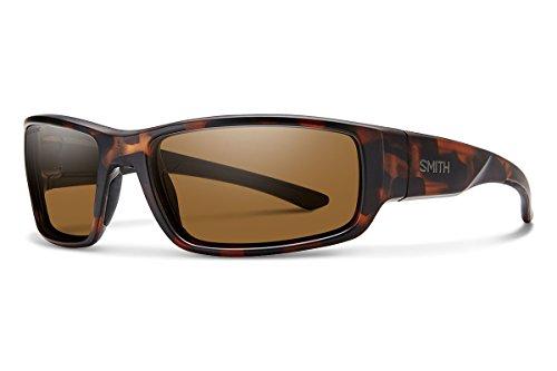 Smith Survey Sunglasses Matte Tortoise/Polarized Brown