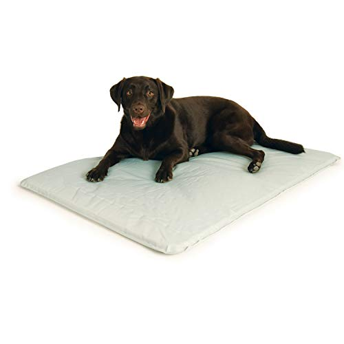 K&H Pet Products Cool Bed III Thermoregulating Pet Bed Large 32' x 44'