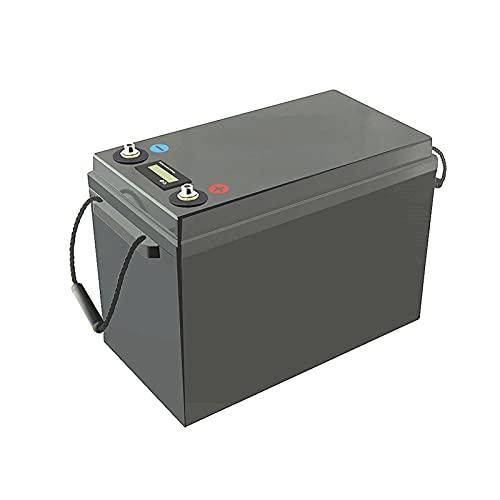 LalaHook LiFePO 4 batería BMS baterías de energía de Litio 3000 ciclos para caravanas RV Carrito de Golf Todoterreno Fuera de la Red Solar Viento 12V 300Ah