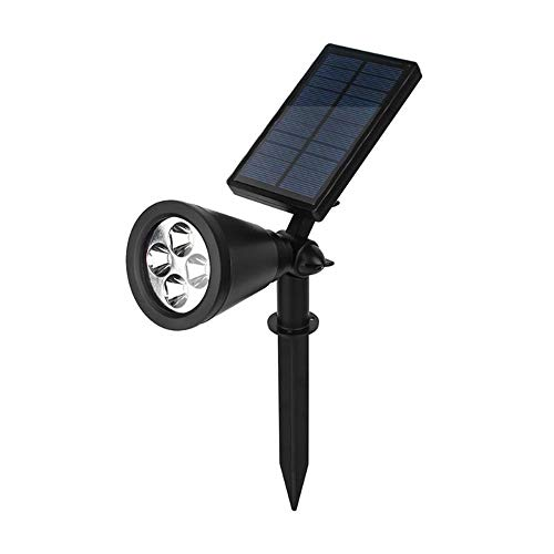 Solar Plant Growing Light Bulbs, Outdoor Waterproof, with 16 LED Grow Lamp Bulbs Adjustable 360 Degree, for Automatic Plants Hydroponics Gardening