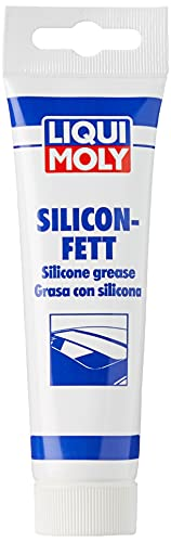 Liqui Moly P000364 3312 Silicon-Fett transparent 100 g