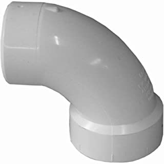 90 degrees Vent Street Elbow by Charlotte Pipe & Found