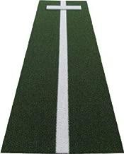 ジーエル開発 ポータブルソフトボールマット ソフトボールピッチングマット(センターライン) Model#103