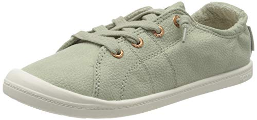 Roxy Damen Bayshore Sneaker, Grün Sag, 38 EU