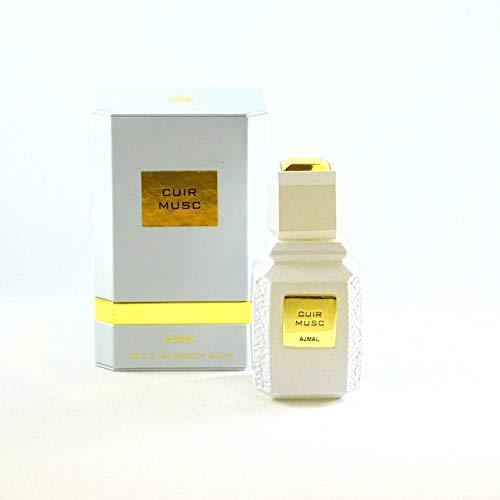 Ajmal Cuir Musc by Ajmal Eau De Parfum Spray (Unisex) 3.4 oz / 100 ml (Women)