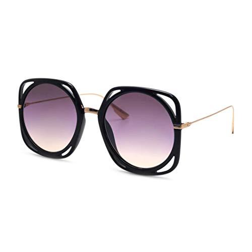 Christian Dior DIORDIRECTION 1I Gafas, BLK GDCOPPER/VL VIOLET, 56 Mujeres