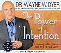 The Power of Intention 2-CD Set [Audiobook, CD] Tra edition