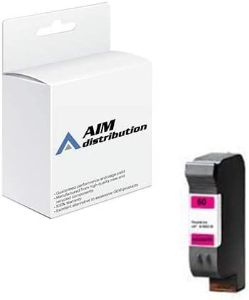 AIM Compatible Replacement for HP NO. 50 Magenta Inkjet (1600 Page Yield) (51650M) - Generic
