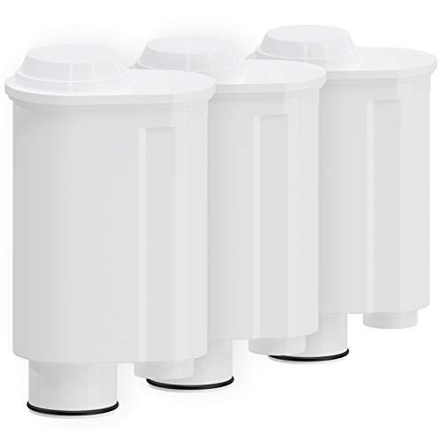 3x Fil-Fresh Alternative Wasserfilter Saeco kaffeevollautomat, Kompatibel mit Saeco, Phillips, Lavazza Gaggia, Espresso A Modo Mio Kaffemaschinen, Brita Intenza+