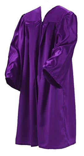 KOKOTT Robe lila Umhang Mantel Gospelchor Chor auch für Fasching