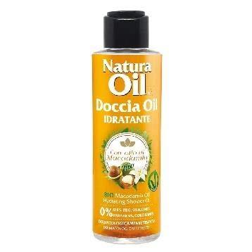macadamia oil - hydrating shower oil 100 ml