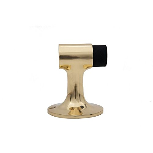 Brass Ives Commercial FS423 Door Bumper and Holder