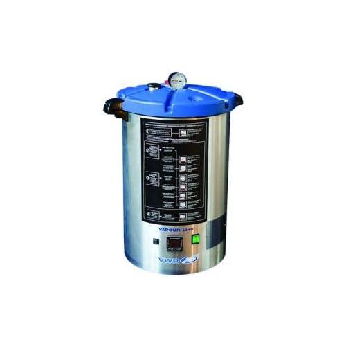 Autoclave da Laboratorio 23 litri VWR Vapour Line Lite Versione SENZA Stampante