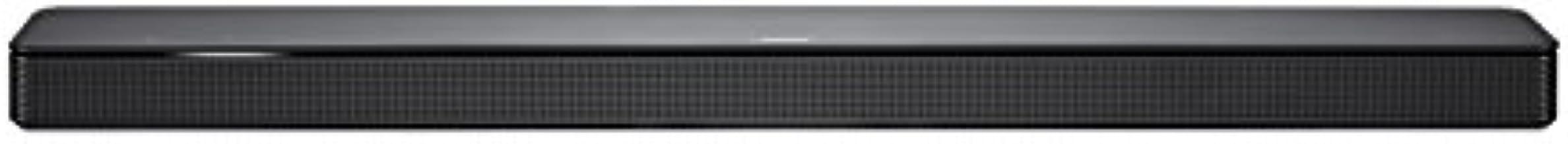 Bose Soundbar 500 con mando de voz Alexa integrado, color negro