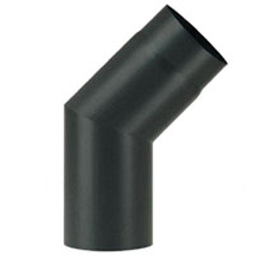 Winkel aus Stahl Flügel 45^ 16schwarz 2mm aeternum [Ala]