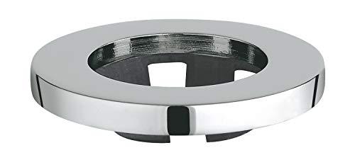 GROHE Concetto | Zubehör - Grundplatte | zur Abdeckung größerer Lochdurchmesser in Waschtischen | 48165000