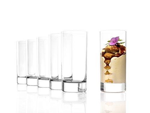 Stölzle vasos Collins conjunto de 6 Bar y Liqueur