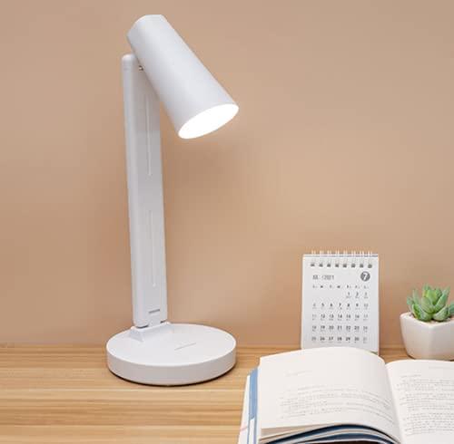 LED Lámpara de escritorio Regulable oficina Para estudiar Lámpara de mesa Lámparas de escritorio conexión USB niños Protección para los ojos 3 colores Operación táctil Luz de trabajo Luz para leer
