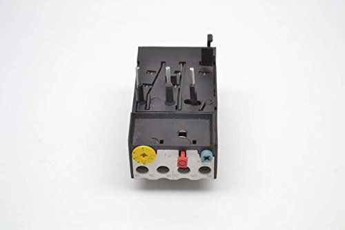 ALLEN BRADLEY 193-TAB40 1NO/1NC, 3 Pole, Overload Relay, Discontinued by Manufacturer, IEC BIMETAL, 690 VAC, 2.4/4 AMP