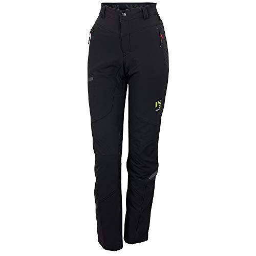 Karpos Express 200 Evo Pantalon Femme, Black/Dark Grey Modèle EU 46 2020