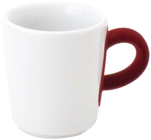 Kahla Tasse, Rot