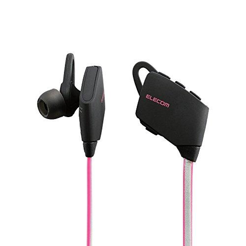 Elecom Sports Waterproof Bluetooth Wireless Earphone