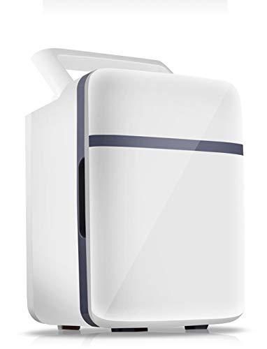 Mini-koelkast, koelbox, geluidsarm, hoge capaciteit, energiebesparend, voor binnen, auto, kantoor, 10 l