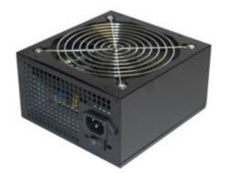 Realpower RP-700 TC Silent PC Unidad de Fuente de alimentación 700 W ATX PFC 12 cm Ventiladores