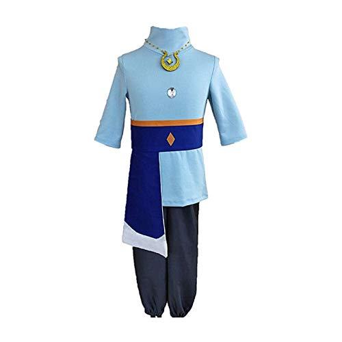 Game Sky Light Awaits Cosplay Kostüm Outfit Umhang Uniform Anzüge mit Zubehör Halloween Karneval Kleidung Hohe Qualität