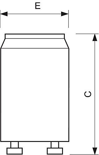 Starter S 10 4-65 W Doppelblister